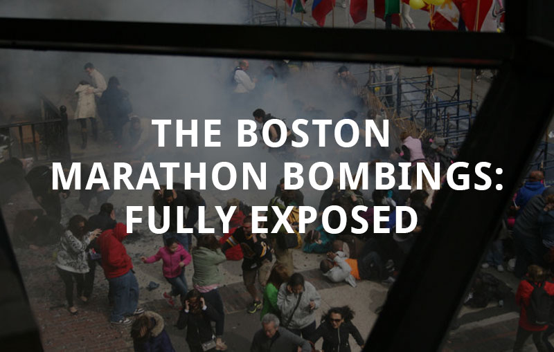 The Boston Marathon Bombing: Fully Exposed